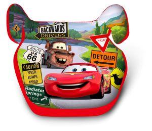 Sitzerhöhung Kinder Autokindersitz Kinderautositz Autositz Kindersitz Disney Cars Gruppe 2/3 (15 bis 36 kg) von ca. 4-12 Jahren