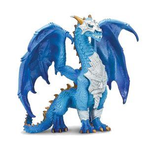 Safari protagonist Drache junior 9 x 15,5 cm blau