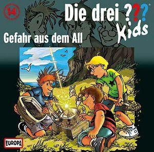 Die Drei ??? Kids-014/Gefahr aus dem All