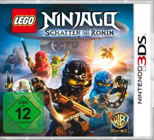 Lego Ninjago: Schatten d.Ronin - Nintendo 3DS