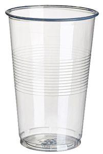 PAPSTAR Kunststoff Trinkbecher PP 0,2 l transparent 100 Stück
