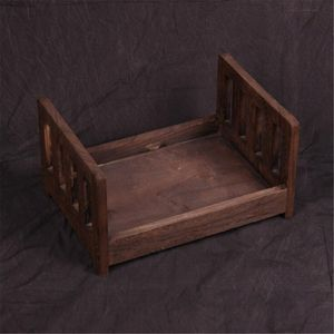Meco Neugeborenen Bett Baby Mini Holz Fotografie Newborn Fotoshooting Kinderfoto