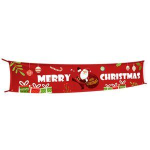 3M Hängende Weihnachtsbanner Außendekorationen Home Sign Xmas Anhänger Ornamente - #2
