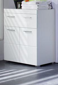 Amanda Standtype Stauraum Breit Weiß Design