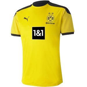 Puma BVB Borussia Dortmund Trikot 2020-2021, Größe:L