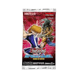 Yu-Gi-Oh! Speed Duel - Scars of Battle - 1 Booster - Deutsch
