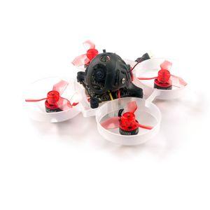 Nur 20 g Happymodel Mobula6 65 mm Crazybee F4 Lite 1S Whoop FPV Renndrohne BNF mit Runcam Nano 3 Cam [+ KV; 25000KV] [+ Empfänger; FrSky Empfänger]