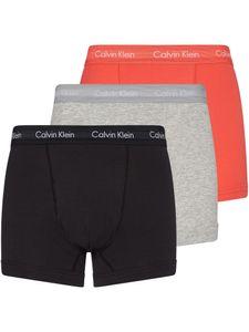 Calvin Klein Herren 3 Packungsstämme, Mehrfarbig L