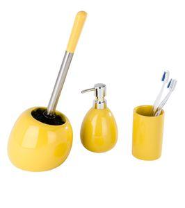 WC-Garnitur Polaris Yellow