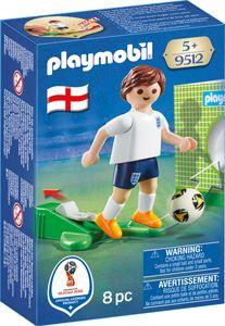 Playmobil 9512 Nationalspieler England