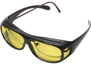 WEDO Überzieh Nachtsichtbrille für Autofahrer mit Brille