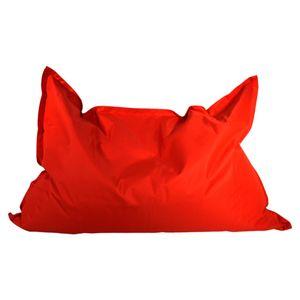 Sitzsack ca. 100 x 140 cm,  Rot