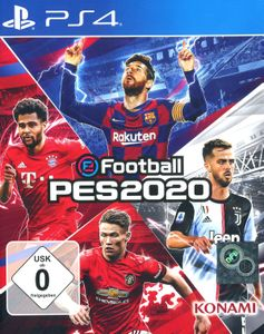 Pro Evolution Soccer PES 2020 Playstation 4 PS4