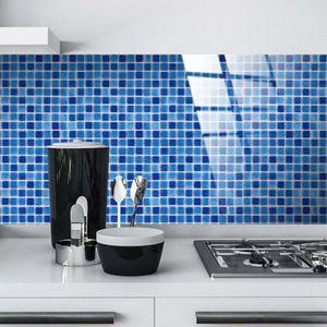 E,15x15cm 80 Pcs,10/20/40/80/120/160 stücke küche fliesenaufkleber badezimmer mosaik wand decals selbstklebend