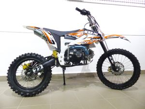 Dirtbike Dirt Pocket Pit Bike Pitbike Cross 125 ccm 17/14 Enduro KXD 612 E-Start