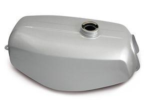 Simson Tank in originaler Silber Lackierung - für S50, S51