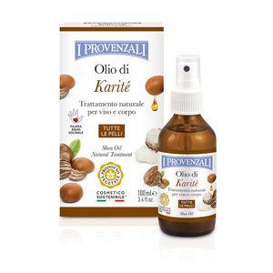 I Provenzali - 100% reines Karite - Sheabutter Öl 100 ml