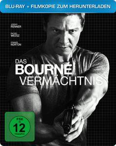 Das Bourne Vermächtnis (Steelbook)