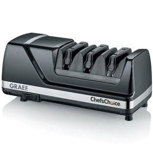Graef CX 125 -Diamant-Messerschärfer - schwarz
