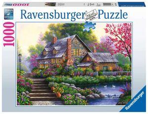 Romantisches Cottage Ravensburger 15184