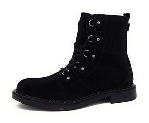 Richter Mädchen Stiefel in Schwarz, Größe 40