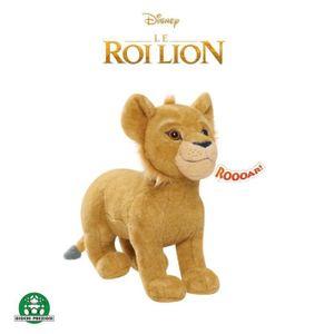 König der Löwen - Der Film - Plüsch Simba 35 cm mit Tönen