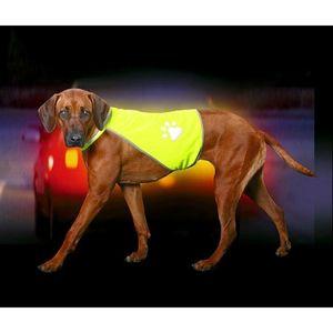 Karlie SAFETY-DOG Sicherheitsweste - Gelb S