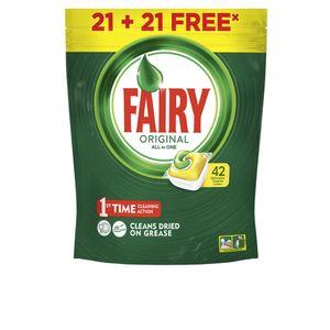 FAIRY - Reinigungstabs - 42 Stück