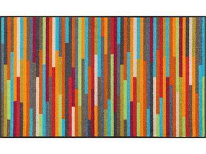 wash+dry Fußmatte Mikado Stripes 60 x 85 cm waschbar