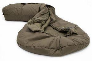 Carinthia DEFENCE 4 Schlafsack 3-Jahreszeiten -15°C olive M (185cm)