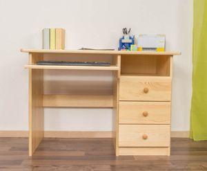 Schreibtisch massiv