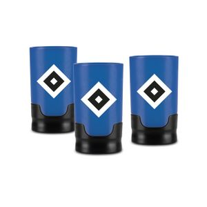 Taste Hero HSV Bier-Aufbereiter für echte Fans Glas- und PET-Flaschen 3er-Set