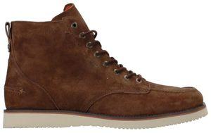 Etnies Skateboard Schuhe/ Boots / Stiefel Califas Plus Brown/Orange, Schuhgrösse:43