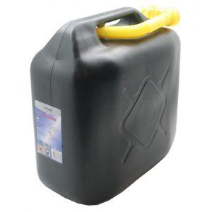 Benson Benzinkanister Dieselkanister mit Trichter 20 Liter