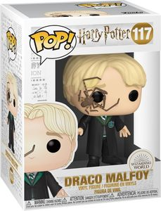 Harry Potter - Draco Malfoy (Spider) 117 - Funko Pop! - Vinyl Figur