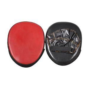 Schlägel 1 Paar Rot / Schwarz