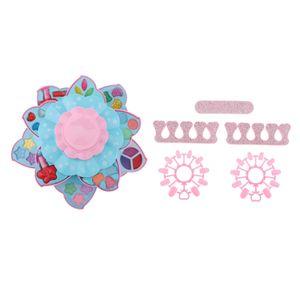 Waschbar Make-Up Spielzeug Set, Sicher und Ungiftig, echt Kosmetische Schönheit Set für Kinder Spielen Spiel Halloween Weihnachten Geburtstag Party Größe Drei Schichten