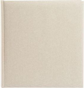Goldbuch Summertime Trend2 30x31 100 weiße Seiten beige     31605