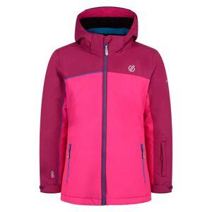 dare2b Kinder Wintersport Ski-Jacke Skijacke Kids' Legit Ski Jacket blau pink, Größe:164
