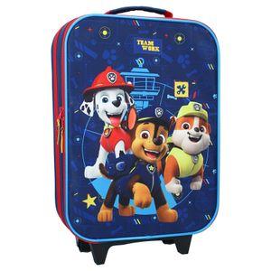 Paw Patrol Kinderkoffer 12L Trolley Handgepäck Trolly Reisekoffer Jungen Mädchen