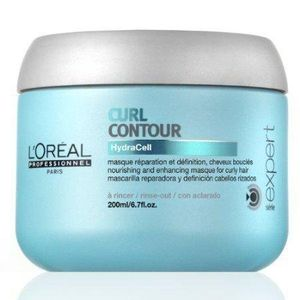 L'OREAL Professionnel Serie Expert Curl Contour HydraCell Hair Mask 200 ml