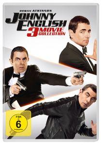 Johnny English 3-Movie Boxset  [3 DVDs] - DVD Boxen