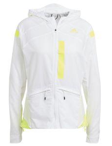Adidas Marathon Jkt W White/Syello Xl