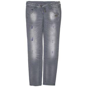 20952 Gang, Sun,  Damen Jeans Hose, Stretchdenim, grey vintage, W 28 L 30