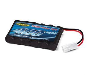 Carson Batterie 7,2V/400mAh, NIMH Mini Tamiya