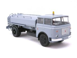 LIAZ 706 Sprengwagen, grau, H0 Modell 1:87, Brekina 71871