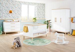 Kinderzimmer 'Light' breit groß