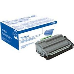 Brother TN-3520 Tonerkartusche - Schwarz - Laserdruck - 20000 Seiten - 1er Pack