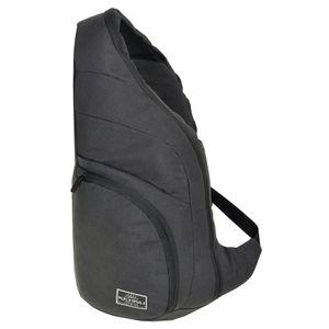 Sling Body Bag Eingurt Schulterrucksack Umhängetasche Keanu Daypack, Crossbag mit Tablet-Fach für Outdoorsport, Wandern, Radfahren, Freizeit, Reisen, Schule, Uni, Shoppen