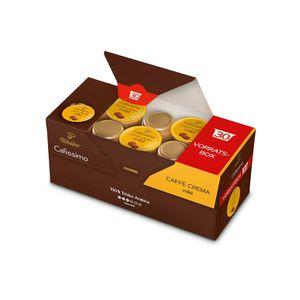 Tchibo Cafissimo Caffè Crema mild Kapseln, 30 Stück